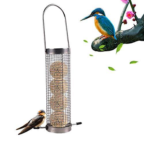 Cherishly Dispensador de alimento para Aves