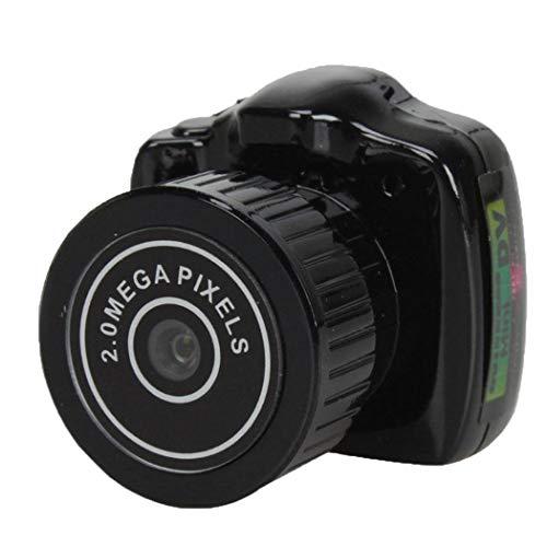 Sisaki Mini-Kamera,Mini Überwachung Kamera Mini Kamera Spion HD Sports Micro Camera DVR Video Recorder Micros Dvr Digital Video Recorder