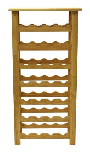 winsome-83028-beech-beechwood-wine-rack-28-btl-4x7