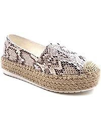 cerca il meglio stile unico scarpe originali Amazon.it: Scarpe Donna Zeppe Bianche - Includi non ...