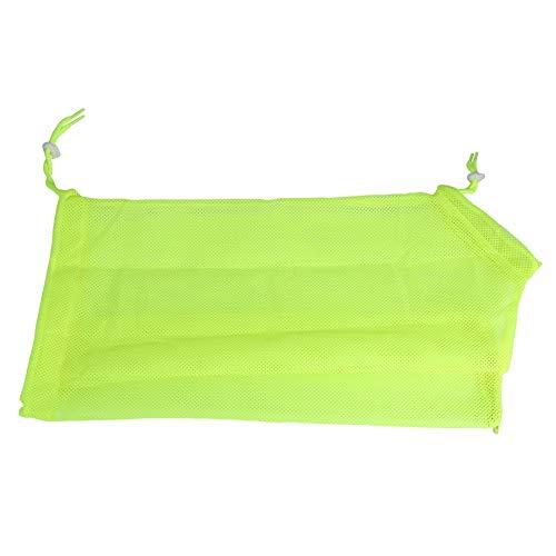 Cat Grooming Bag, 5 colori Multi-funzionale Pet borsa da bagno Cat Restraint Bag Mesh Bag traspirante per il bagno di pulizia delle unghie Pulizia delle orecchie Iniettando Examining(Giallo brillante)