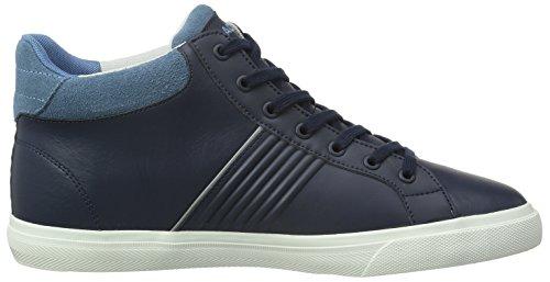 Lacoste nvy Medio Tennis 316 Passacavo 003 Scarpe Alte Blau Blu Da Uomo 1 ArASq