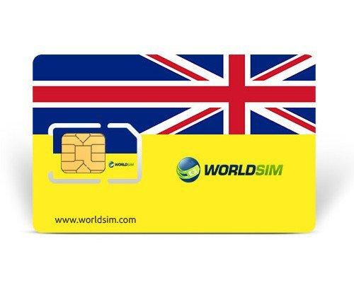 Worldsim UK SIM Card