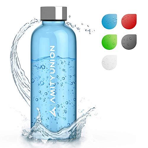 Trinkflasche BPA Frei 'LIJA' 600ml - Sportflasche auslaufsicher,...