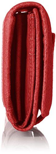 Liebeskind Berlin - Leonies7 Solid, Portafoglio Donna Rot (blood red)