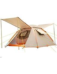 LD-Tente imperméable 4 saisons Tente de camping pour 3-4 personnes