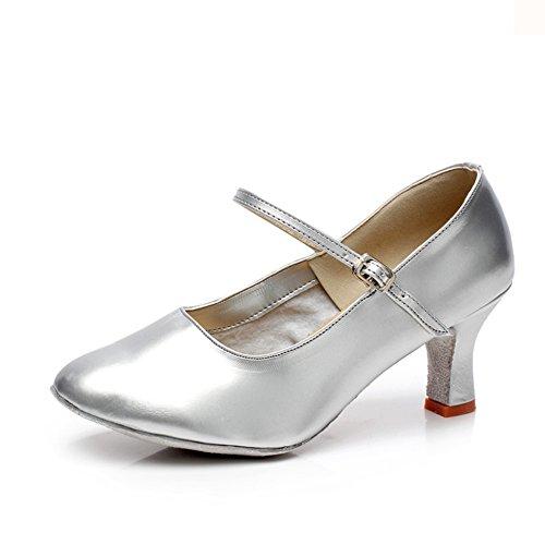 Moderne Damenschuhe/ Tanzschuhe/Erwachsenen Tanz Damenschuhe/ dancing Shoes/ Soft-unten Ballroom Dance Schuhe C