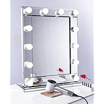Hollywood Vanity Lights Nz : Professional Hollywood Makeup Mirror With Led Lights - Mugeek Vidalondon