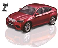 Telecomando RC auto IM Original lizenziertem BMW X6M3design-RC auto IM Original lizenziertem Top di design-Ready to Drive-immediatamente pronta all' uso-Include tutte le batterie-Estremamente simile all' originale-Scala 1: 14con una l...