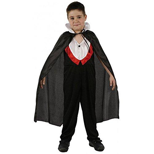 Sorcier Kostüm (Atosa 93549 - Verkleidung Vampir  Gr.)