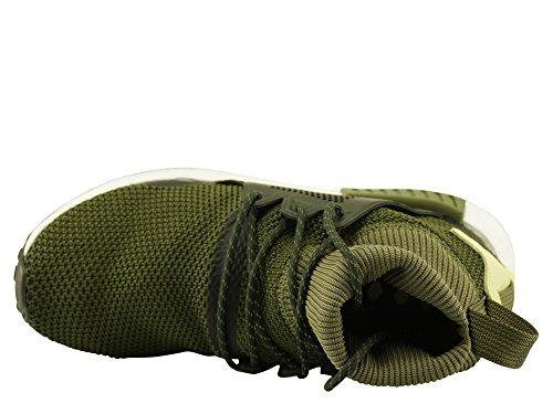 adidas Originals Unisex NMD_XR1 Winter Oliv Textil/Synthetik Winterschuhe Grün (Olive Cargo/Night Cargo/Umber 0)