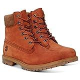 Timberland Damen 6-Inch Premium Boots Farbe: Orangebraun (A18NU); Größe: EUR 41.5 | US 10 | UK 8