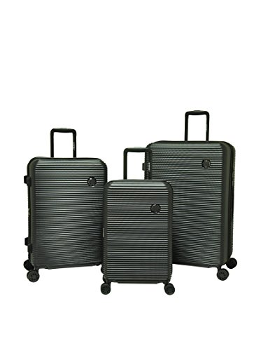 travelers-polo-racquet-club-shanghai-3-piece-expandable-spinner-luggage-set-black-one-size