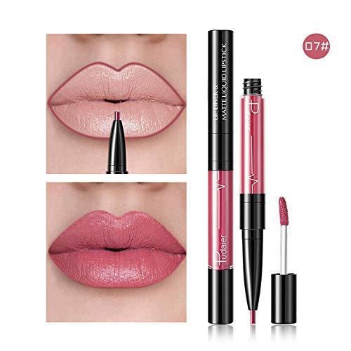 BHYDRY Dauerhafter Lipliner Lip-Liner-Stift mit Bleistift in 16 ()