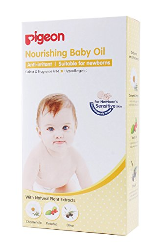 BABY OIL 200ML