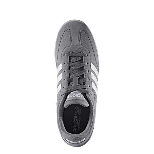 adidas Cross Court, chaussure de sport homme Grigio (Gris/Ftwbla)