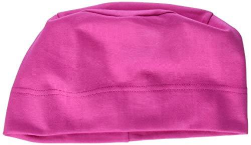 Trigema Damen 502006 Strickmütze, Violett (Hibiskus 038), One Size (Herstellergröße: 0)