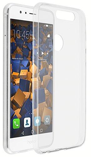 mumbi UltraSlim Hülle für Huawei Honor 8 Schutzhülle transparent (Ultra Slim - 0.70 mm)