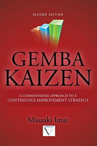 Gemba Kaizen: A Commonsense Approach to a Continuous Improvement Strategy, Second Edition (English Edition) - Civil Engineering Management