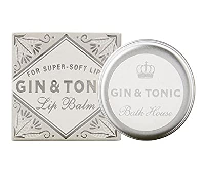 Bath House Cocktail Collection Gin & Tonic Lip Balm from Bath House