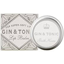 Gin and Tonic Bath House Lip Balm