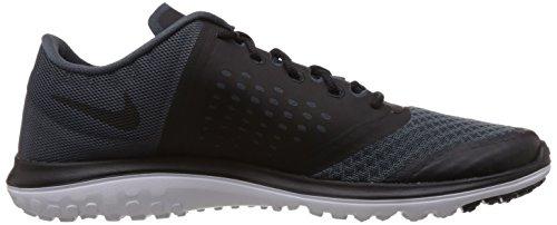NIKE Chaussures Running Lite Run 2 Homme 42.5 Dark Magnet Grey/Black/White