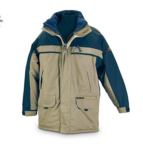 Marke 288-ptbicxxl–Parka Tecnica bicolor XXL (Tool Schlafanzug)