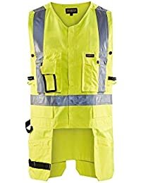 Blaklader Hi Vis Safety Work Tool Vest with Zip. Class 3 - 3027