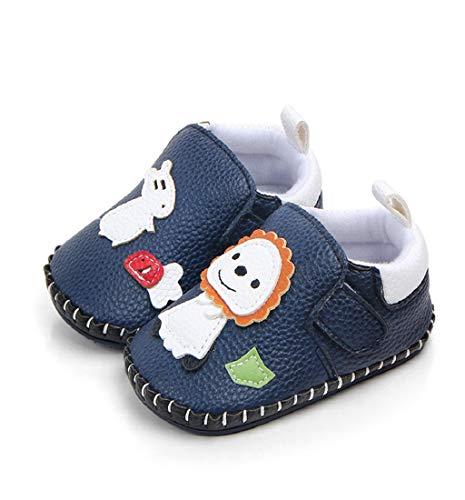 Chaussures Bébé Binggong Mignon Bébé Filles Nouveau-Né Bébé Bébé Animaux Lion Première Walker Chaussures Enfant