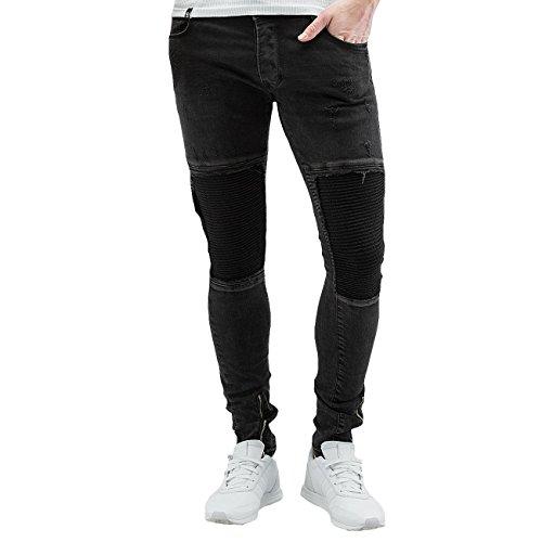2Y Homme Jeans / Slim Alentjeo Noir