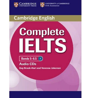 [(Complete IELTS Bands 5-6.5 Class Audio CDs (2))] [ By (author) Guy Brook-Hart, By (author) Vanessa Jakeman ] [February, 2012]
