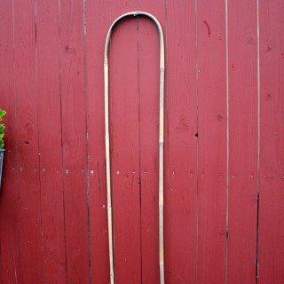10 x Bambus U-Bogen 90 cm als Rankhilfe oder Pflanzenstütze