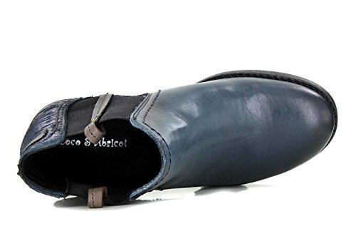 COCO & ABRICOT V0495A - Bottines / Boots - Femme Marine
