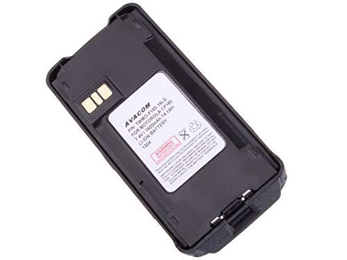 AVACOM TWMO-P165-19LS Motorola P100 series, P165, P185 Li-Ion 7,5V 1900mAh Ultra Slim