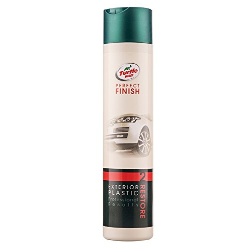Foto de Turtle Wax FG7533 Perfect Finish Limpiador Plástico Exterior, 300 ml