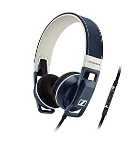 Sennheiser Urbanite On-Ear Headphones (Blue and White)
