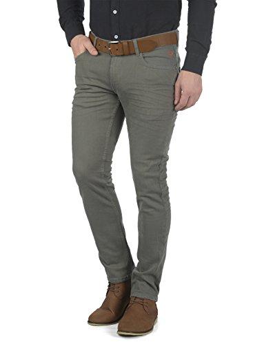 Blend Paccio Herren Jeans Hose Denim Aus Stretch-Material Skinny Fit, Größe:W32/32, Farbe:Granite (70147) Herren-skinny-leder-jeans