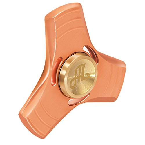Alquar-EDC-Fidget-Hand-Spinner-Pure-Copper-High-Speed-CNC-Exquisitly-Made-Spinning-Time-Up-to-5-Minutes-Copper-Tri