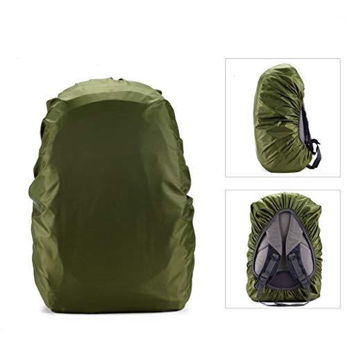 TianranRT❄ Thermorucksack,Wasserdichter,Ultraleichter,Regensicherer,Regensicherer Stiefel. Protect Mountaineering Mountaineering Bag Tragbare Reisetasche,Army Green -