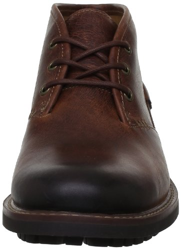 Clarks Montacute Duke, Bottes Homme Marron (Dark Tan Lea)