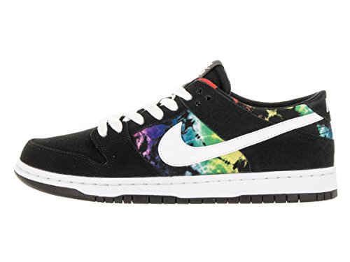 Nike Dunk Low Pro Iw, Chaussures de Sport Homme Noir - Negro (Black / White-Multi-Color)