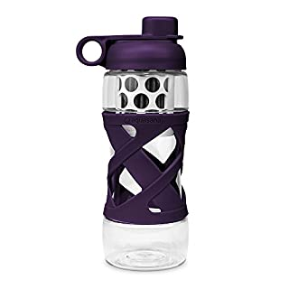 Aquasana AQ-PBM Clean Water Bottle, Plum