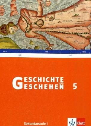 Geschichte und Geschehen. Bisherige Ausgaben / Ausgabe B für Baden-Württemberg / Schülerband 5