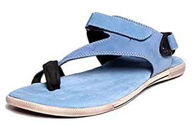 Woodland GD1143112W13 - Blue Casual Sandals for Men