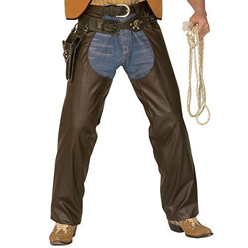 Widmann 3025L - Cowboy-Kostüm für Herren, Größe XL