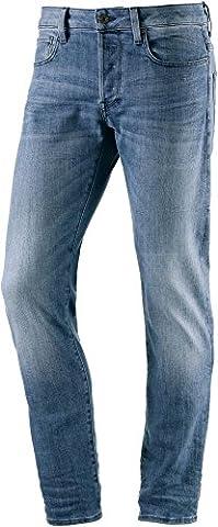 G-Star Herren Straight Fit Jeans blau 32 / 34
