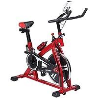 Preisvergleich für TataYang Fußpedal Fahrrad Heimtrainer Hometrainer, Klappbar Cardio-Fahrrad, Body Building Ausrüstung Fitness Hallensport mit LCD-Display und Herzfrequenz