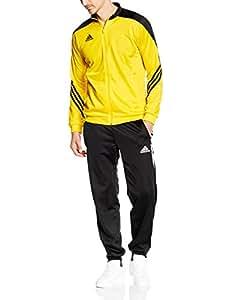 Adidas herren trainingsanzug sereno 14 pes adidas for Tuta adidas amazon