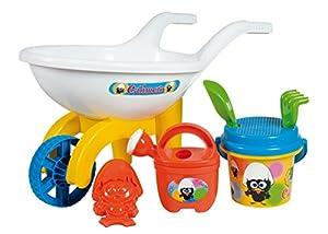 Simba - Carretilla para niños Calimero (Simba Toys) Importado de Alemania