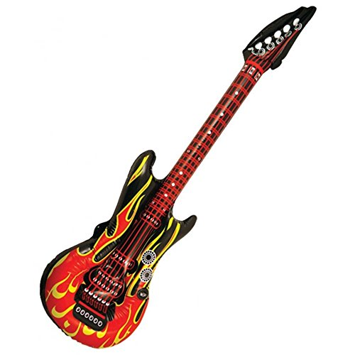 Inflatable 106cm Rock Guitar